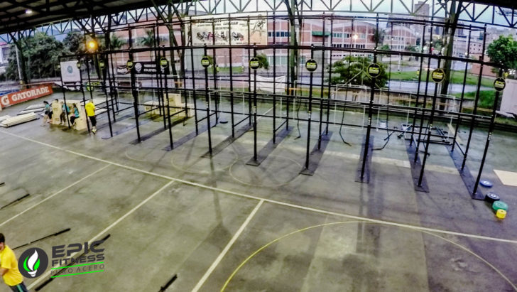 RIG EPIC FITNESS