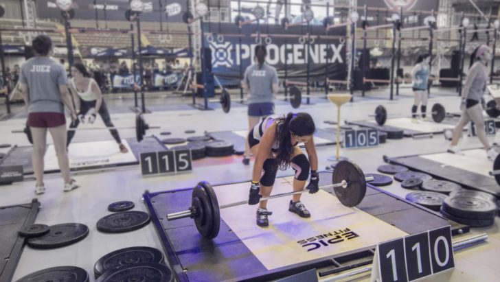 Plataforma Epic fitness
