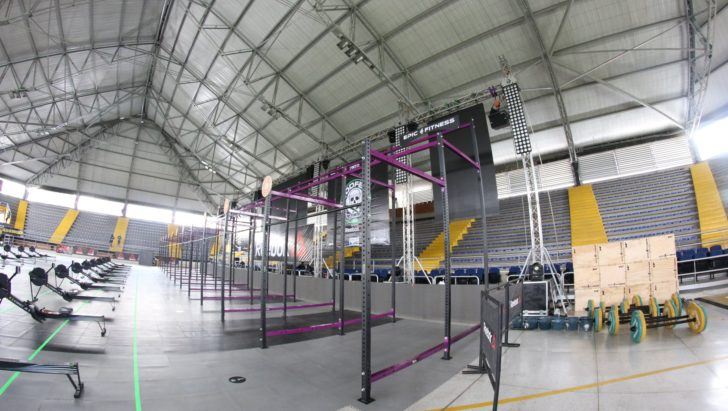 Epic Fitness Stage