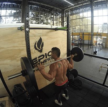 Stan Epic fitness Expofitness 2016