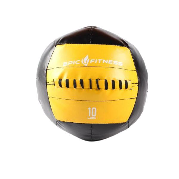 Wall ball, balón medicinal 10 lbs, balones medicinales venta.
