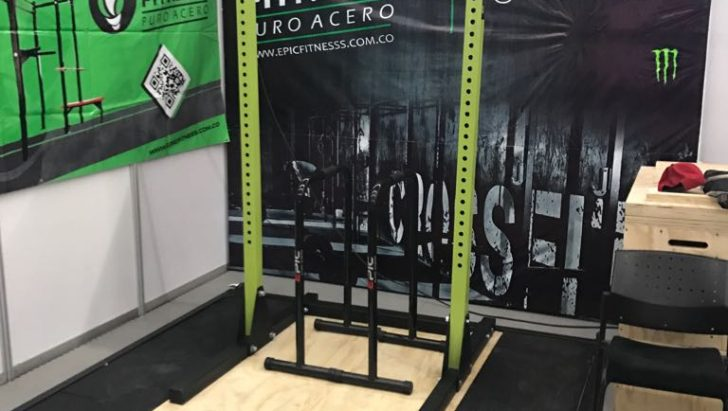 Squat rack Epic Fitness