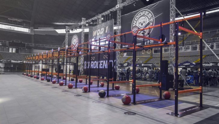 RIG Wodfest Colombia 2015