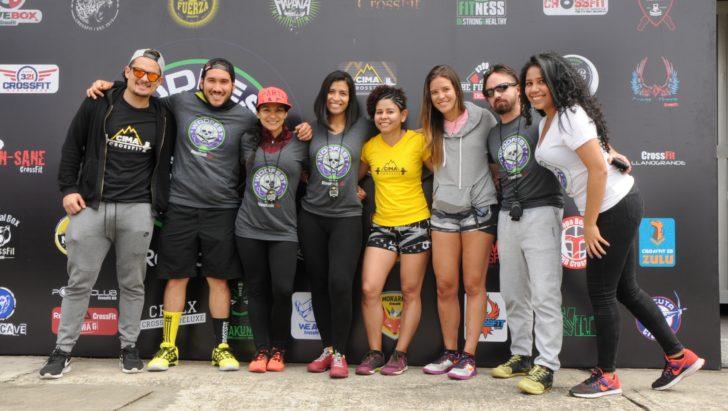 Wodfest 2016 Bogota