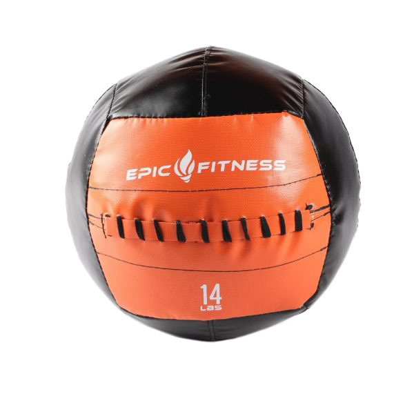 Balón medicinal 14 lbs, wall ball 14 lbs, balones medicinales venta.